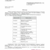 Generalna Dyrekcja Dróg Krajowych i Autostrad O/Poznań